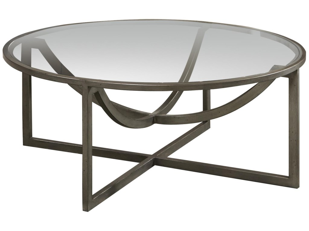 The Great Outdoors EpicentersWilliamsburg Round Cocktail Table