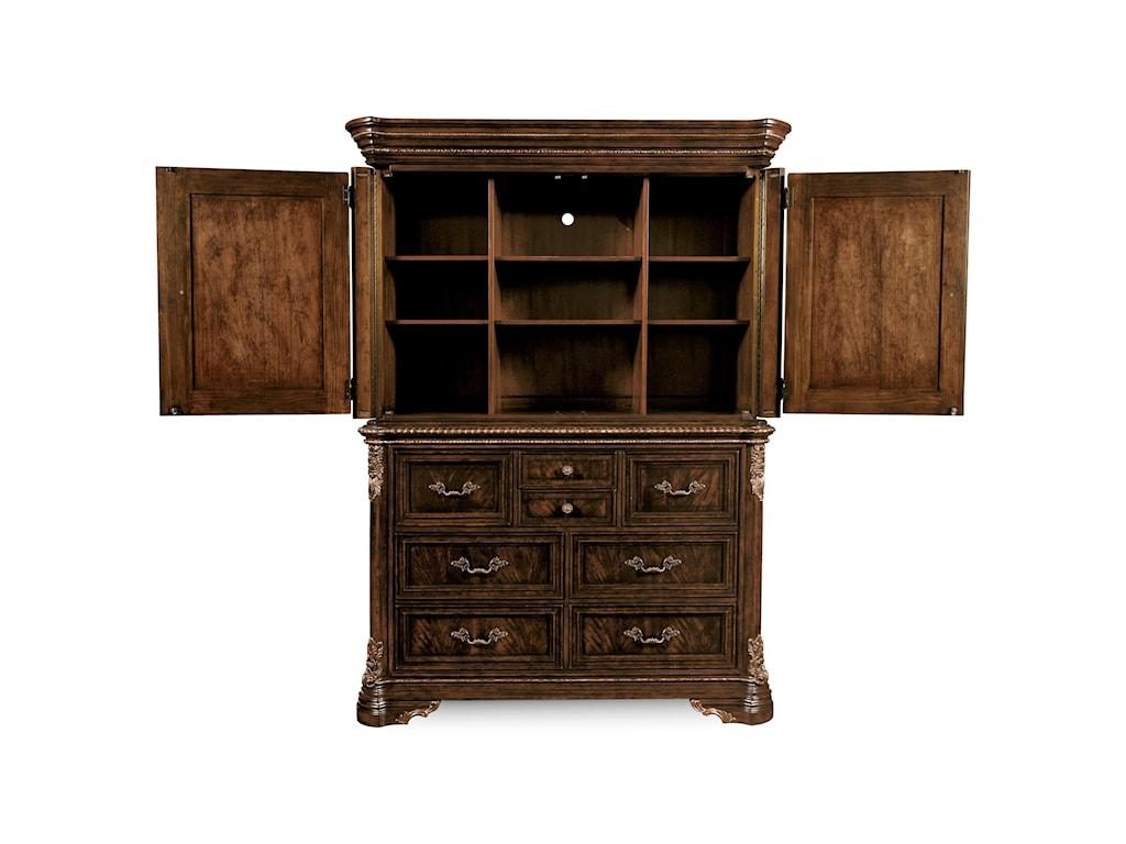 A.R.T. Furniture Inc GablesMaster Chest