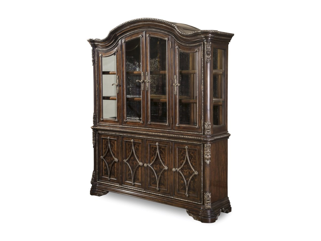 The Great Outdoors GablesChina Cabinet