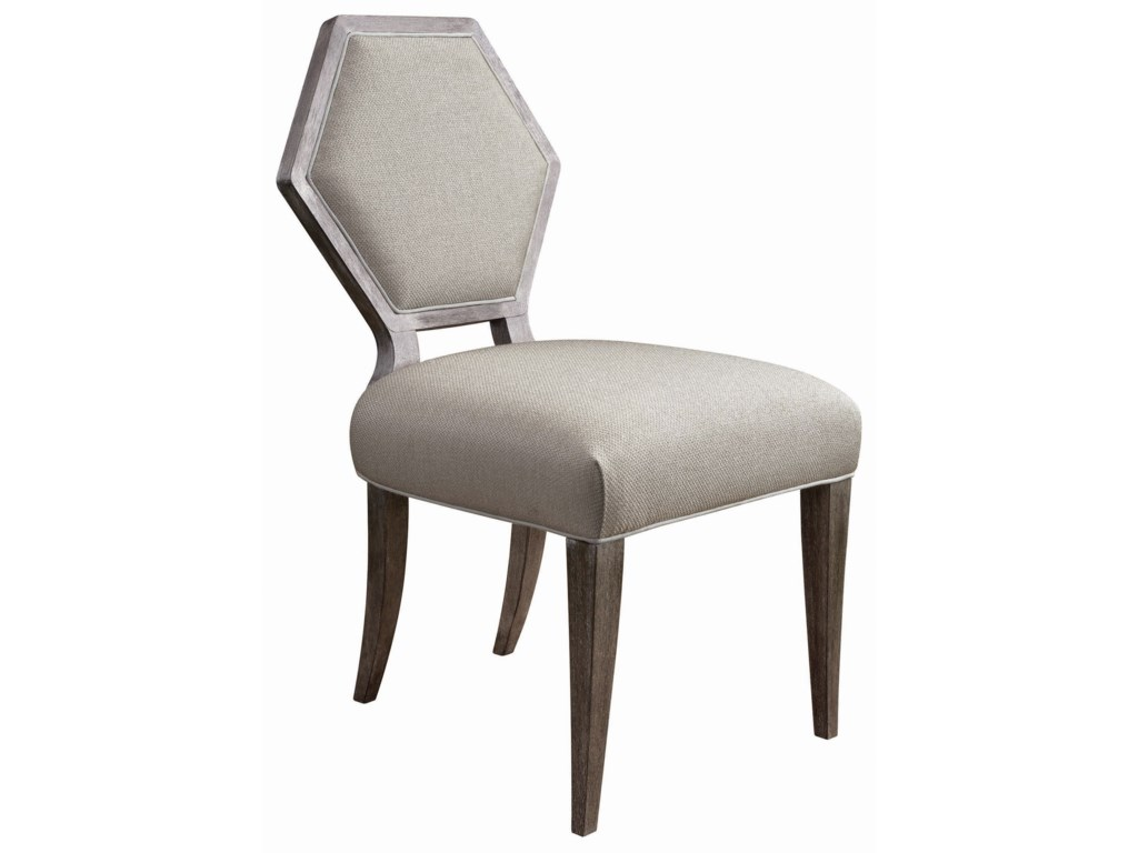A.R.T. Furniture Inc GeodeDruzy Side Dining Chair