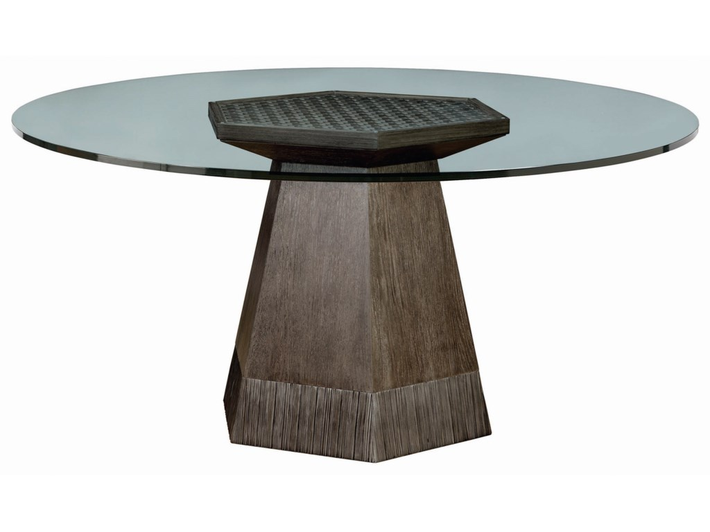 The Great Outdoors GeodeBluff Dining Table w/ 54