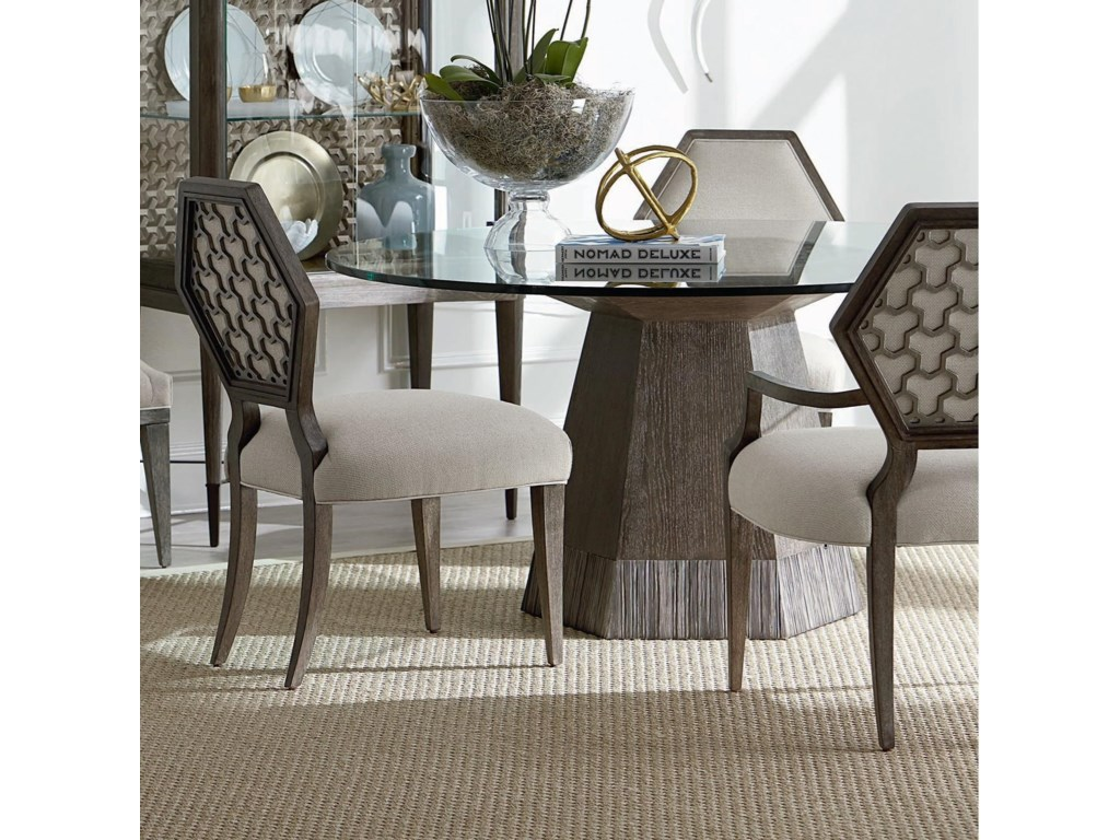 Compositions Geode5-Piece Bluff Dining Table Set
