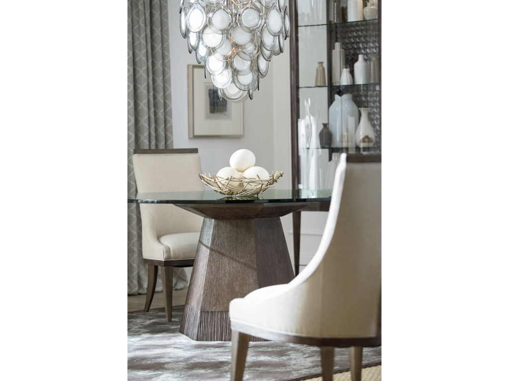 A.R.T. Furniture Inc Geode5-Piece Bluff Dining Table Set