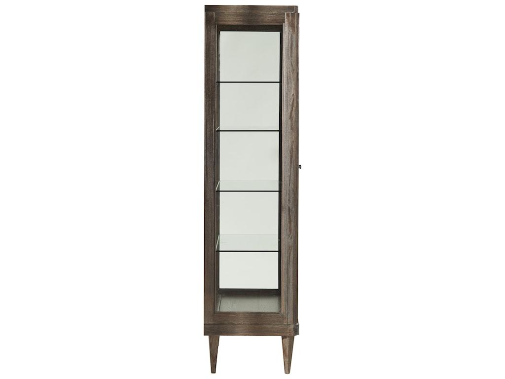 A.R.T. Furniture Inc GeodeAgate Curio Cabinet