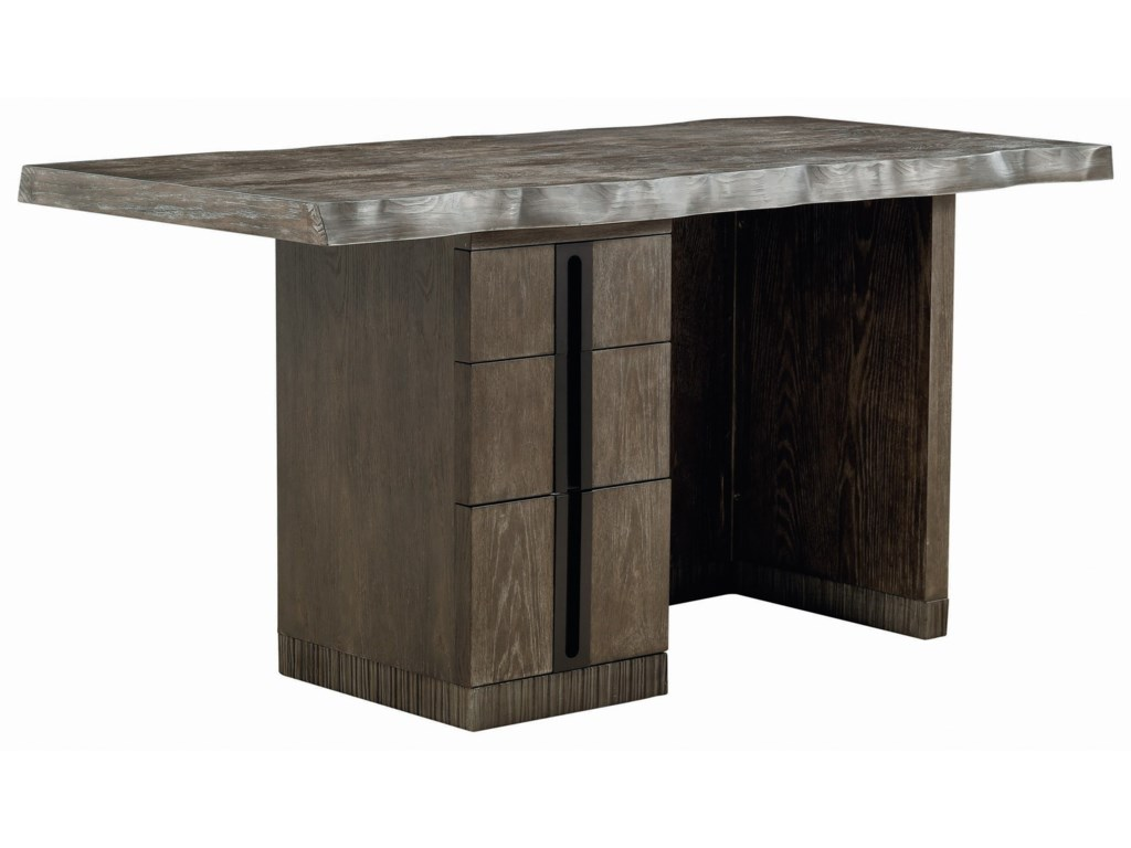 A.R.T. Furniture Inc Geode3-Piece Mineral Kitchen Island Set