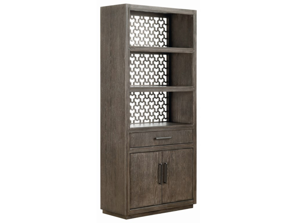 A.R.T. Furniture Inc GeodeTourmaline Door Bookcase