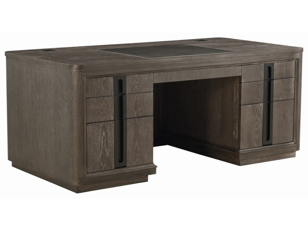 A.R.T. Furniture Inc GeodeTourmaline Executive Desk