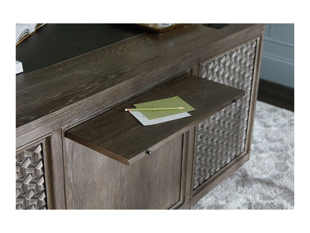 A.R.T. Furniture Inc GeodeTourmaline Executive Desk
