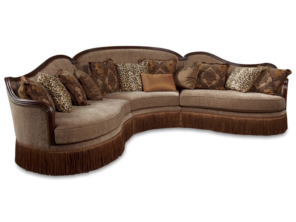 The Great Outdoors Giovanna3-Piece Sectional