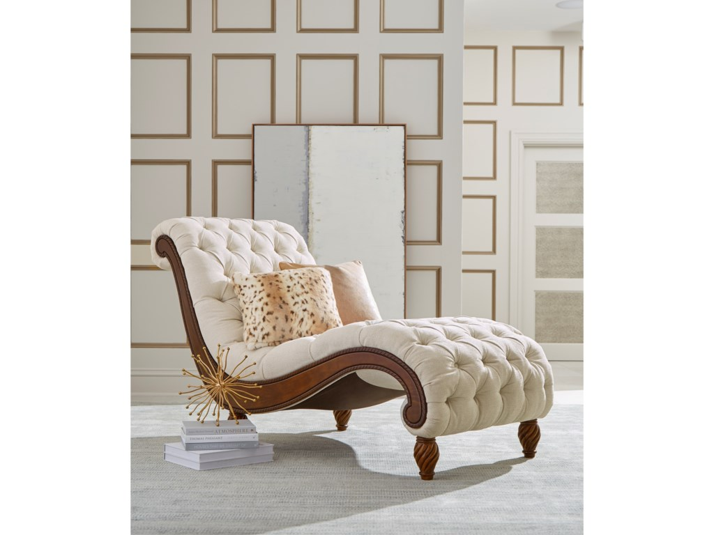 A.R.T. Furniture Inc Landmark UpholsteryDanielle Chaise