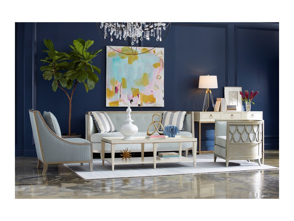 A R T Furniture Inc Morganstationary Living Room Group