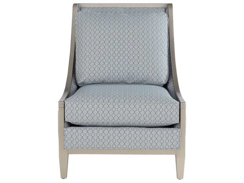 A r t furniture inc morganwood frame accent chair