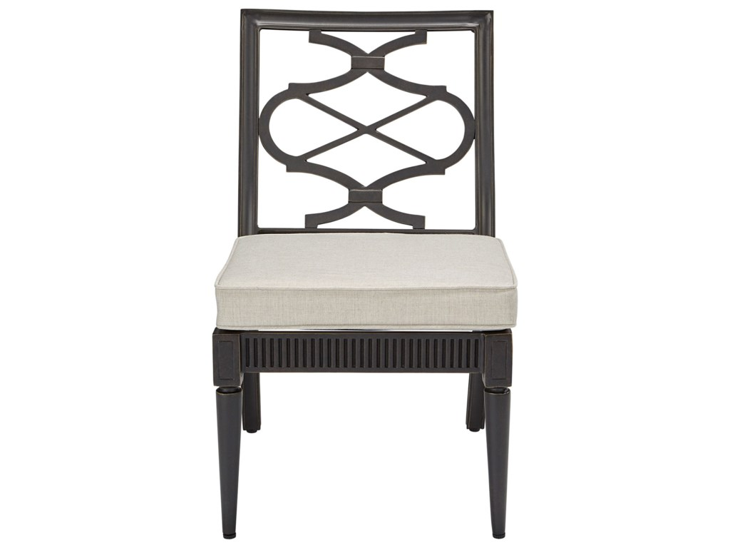 A.R.T. Furniture Inc Morrissey OutdoorPhillips Armless Dining Chair