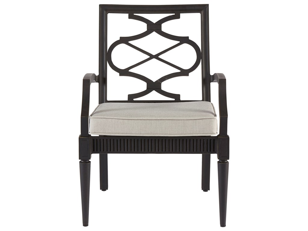 A.R.T. Furniture Inc Morrissey OutdoorPhillips Arm Dining Chair