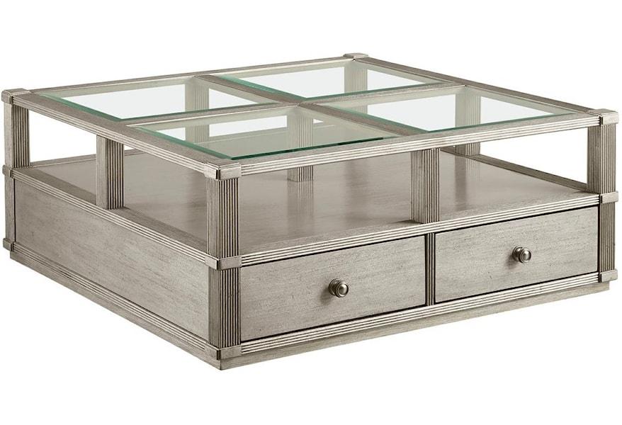 A R T Furniture Inc Morrissey 218301 2727 Ellman Cocktail Table