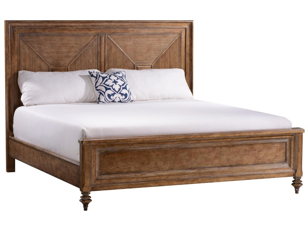 A.R.T. Furniture Inc PavilionQueen Panel Bed