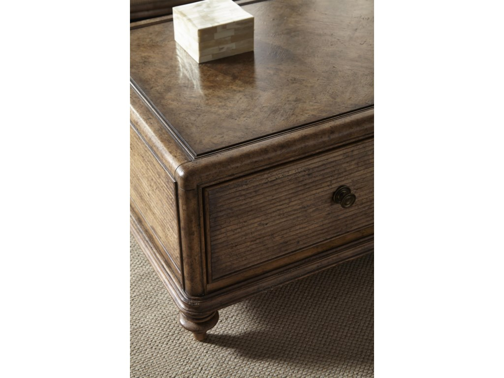 A.R.T. Furniture Inc PavilionStorage Cocktail Table