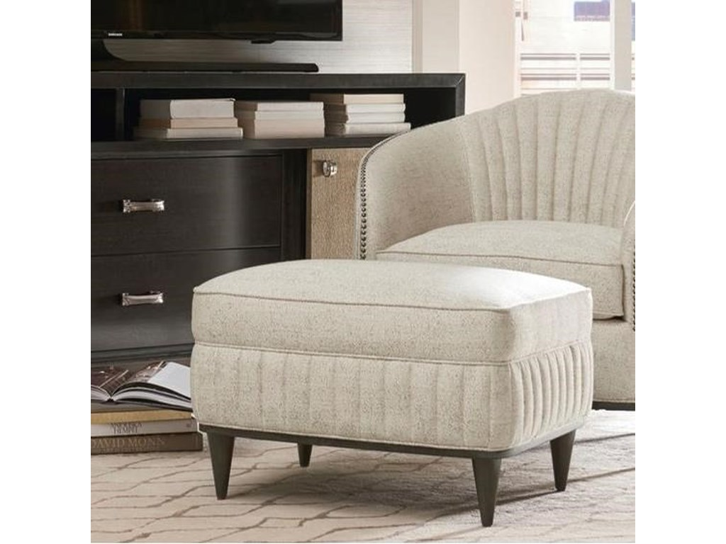 The Great Outdoors ProssimoCurva Perla Matching Ottoman