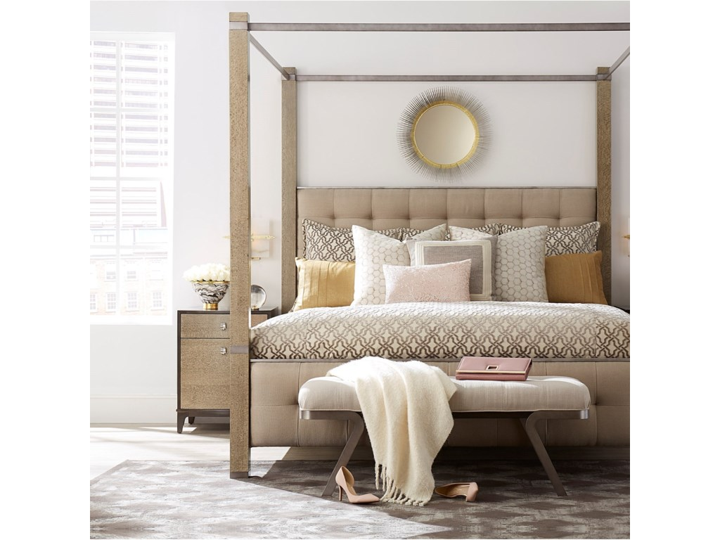 A.R.T. Furniture Inc Prossimo Queen Canopy Bed