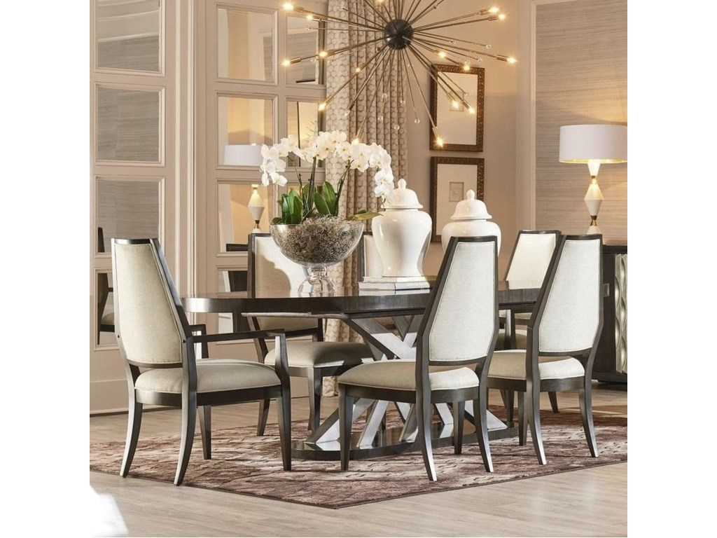A.R.T. Furniture Inc Prossimo 7-Piece Table and Chair Set