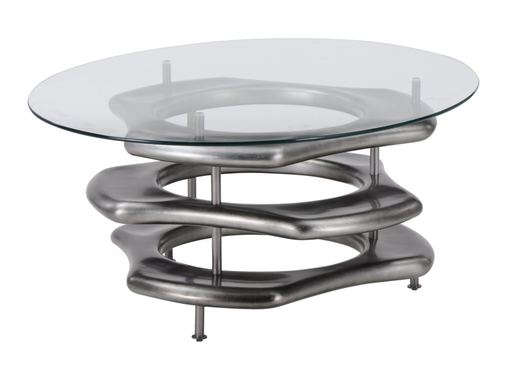 Contemporary Coffee Table.Prossimo Contemporary Cocktail Table With Metal Base By A R T Furniture Inc At Home Collections Furniture