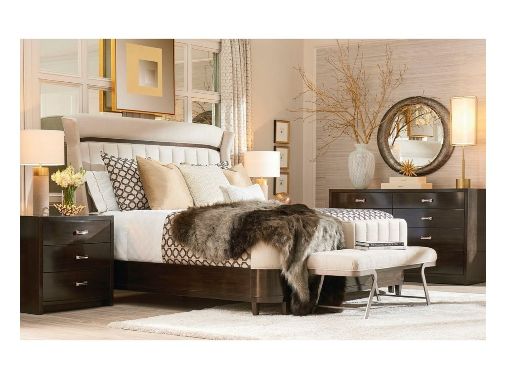 The Great Outdoors Prossimo California King Bedroom Group