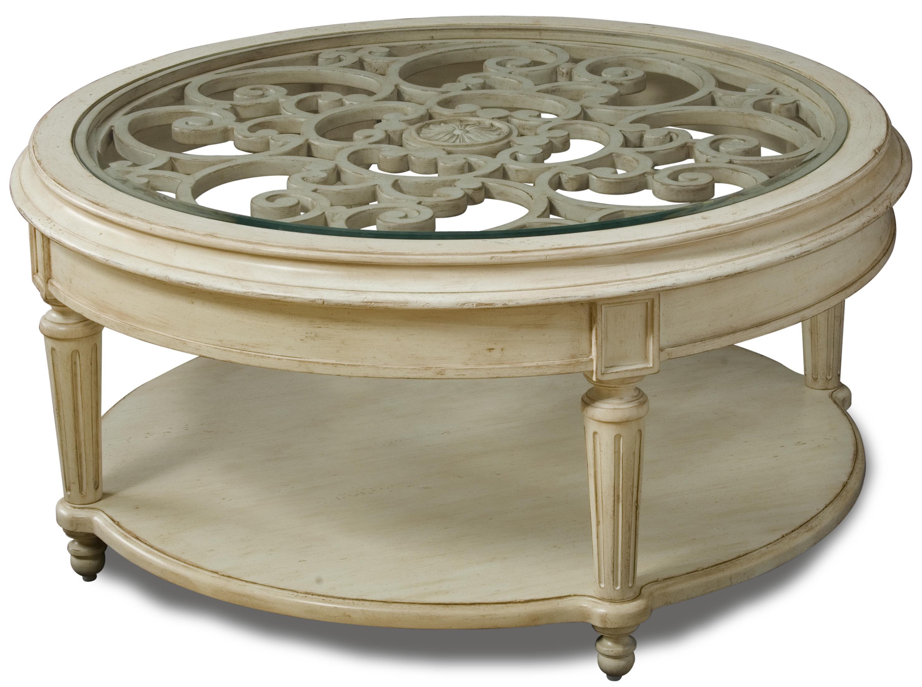 Ordinaire A.R.T. Furniture Inc ProvenanceRound Cocktail Table ...