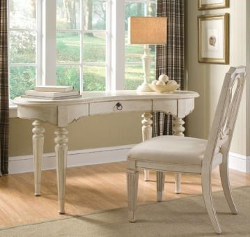 Shown with Side Chair in Linen