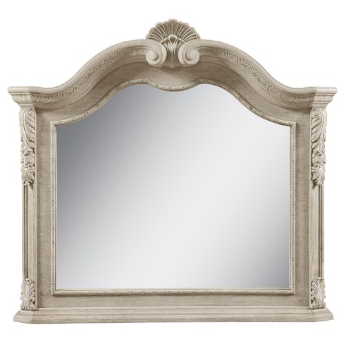 A.R.T. Furniture Inc Renaissance Traditional Landscape Mirror