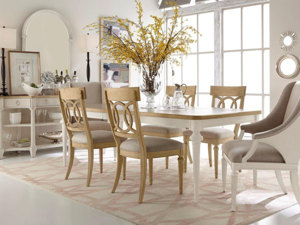 Belfort Signature Elizabeth Formal Dining Room Group