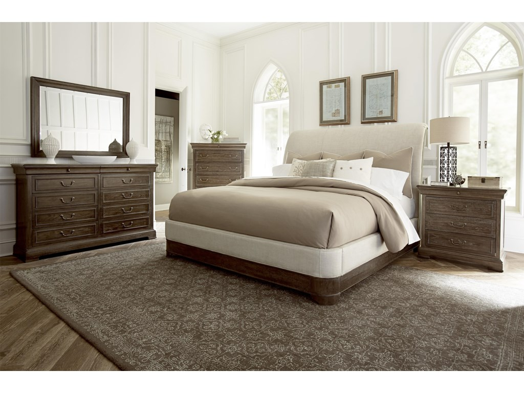 The Great Outdoors Saint GermainQueen Bedroom Group