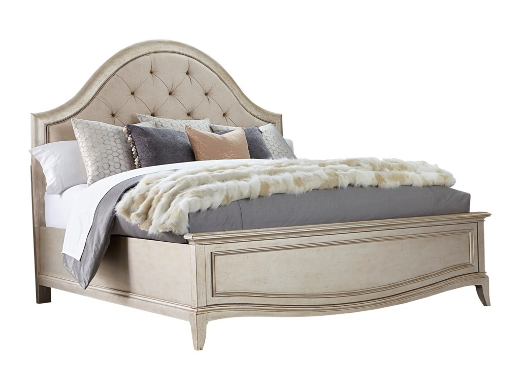 A.R.T. Furniture Inc StarliteKing Upholstered Panel Bed