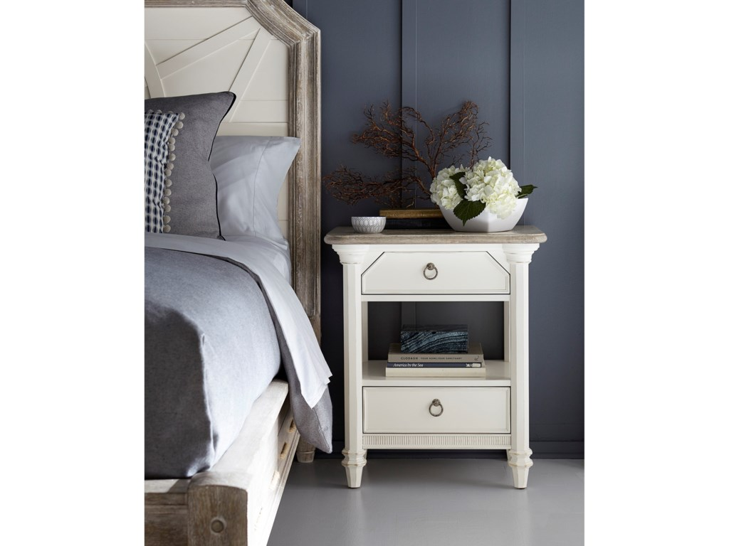 The Great Outdoors Summer Creek Bedside Tier Table
