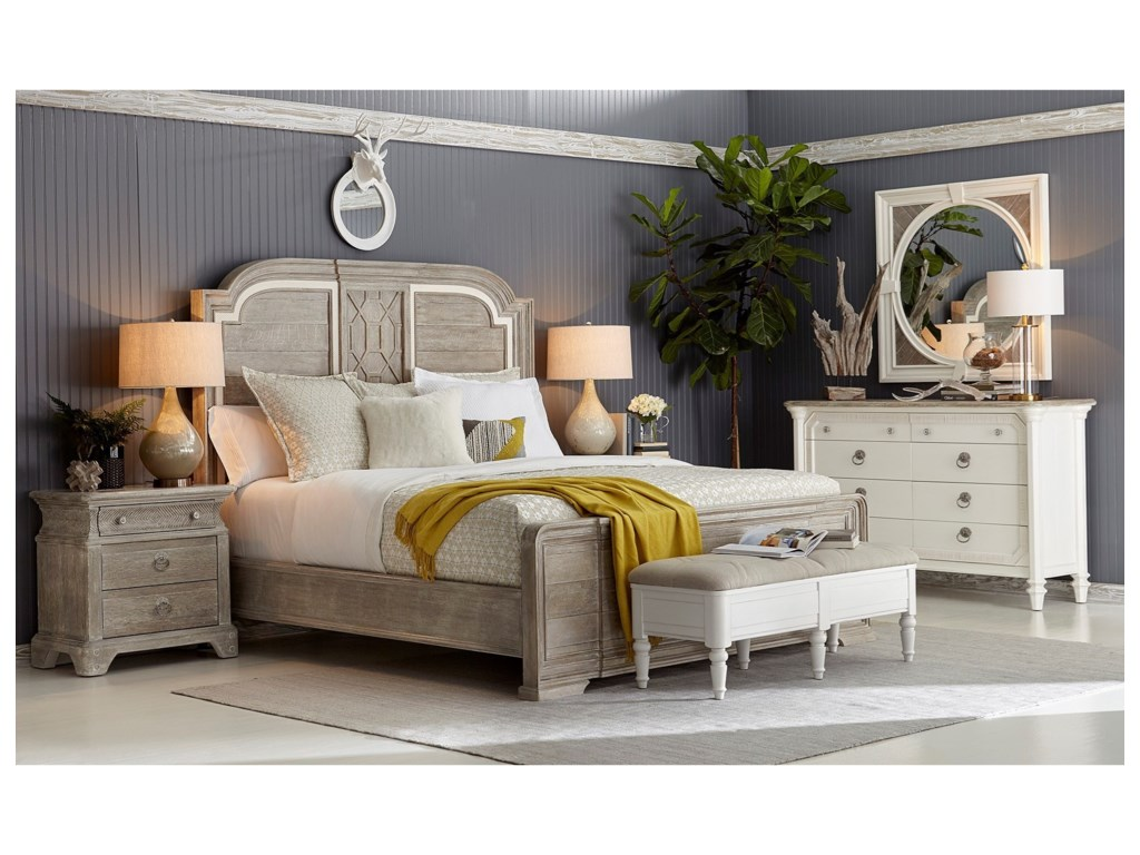 A.R.T. Furniture Inc Summer Creek Bedside Chest