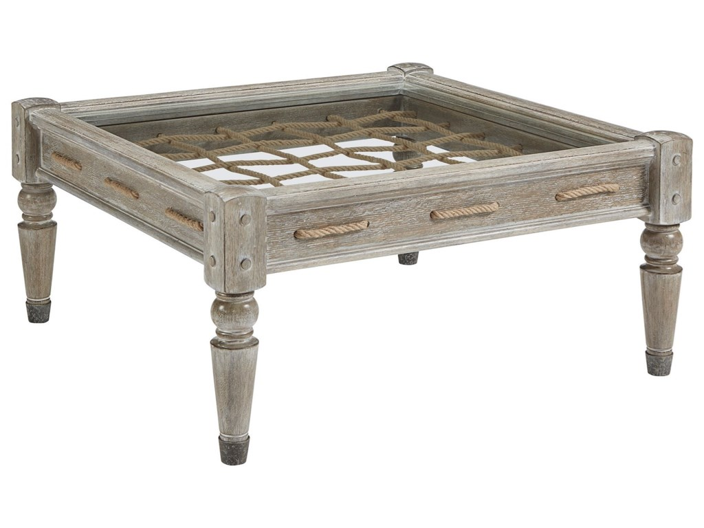A.R.T. Furniture Inc Summer Creek Square Cocktail Table