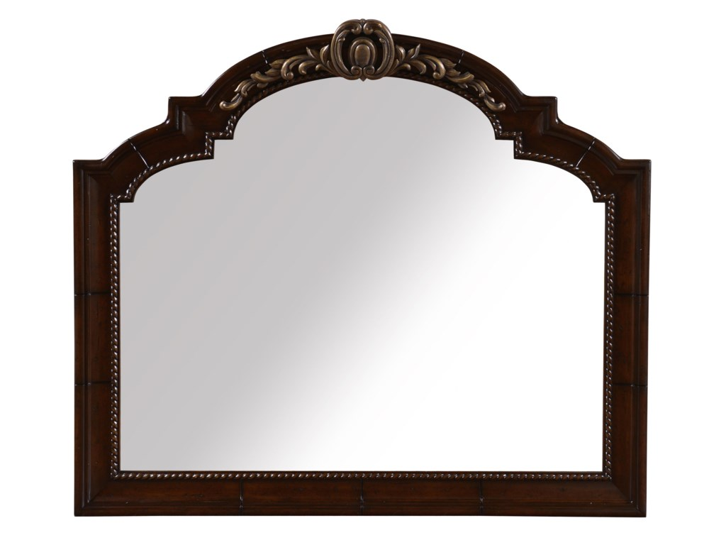 Art furniture inc valencia traditional landscape wall mirror w art furniture inc valencia traditional landscape wall mirror w metal detail amipublicfo Gallery