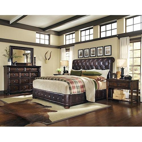 Belfort Signature Belvedere King Bedroom Group