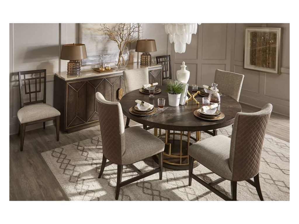 A.R.T. Furniture Inc WoodWrightCasual Dining Room Group