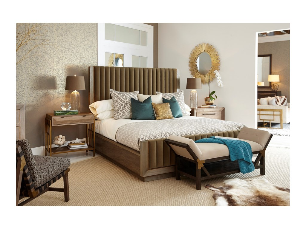 The Great Outdoors WoodWrightQueen Bedroom Group