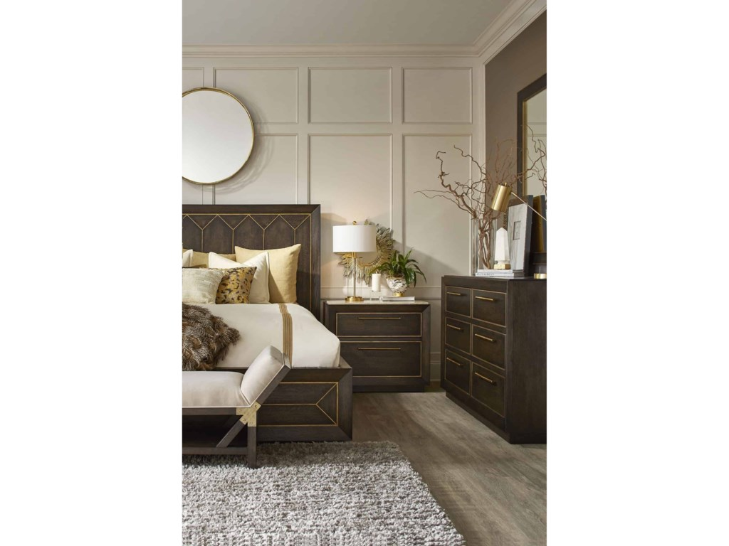 The Great Outdoors WoodWrightQueen Eichler Panel Bed