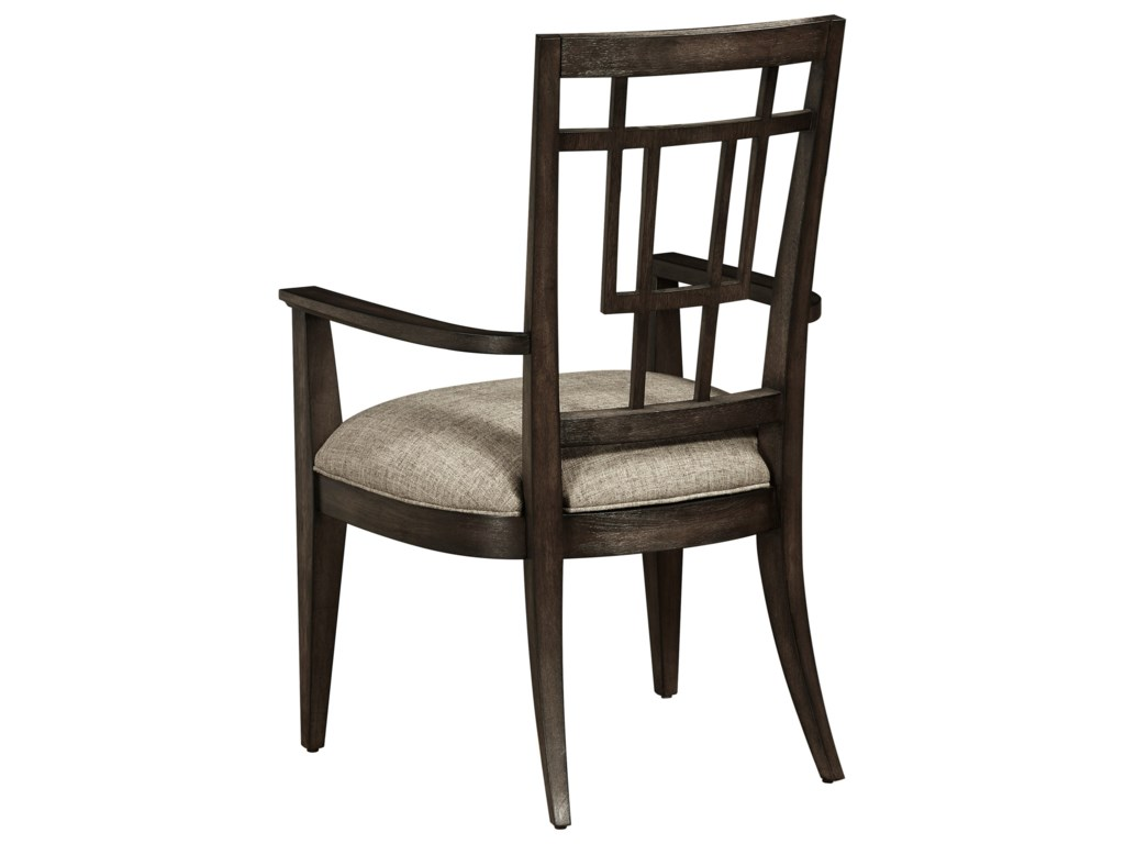 The Great Outdoors WoodWrightRohe Arm Chair