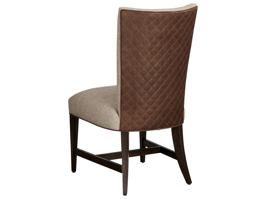 A.R.T. Furniture Inc WoodWrightRacine Upholstered Side Chair