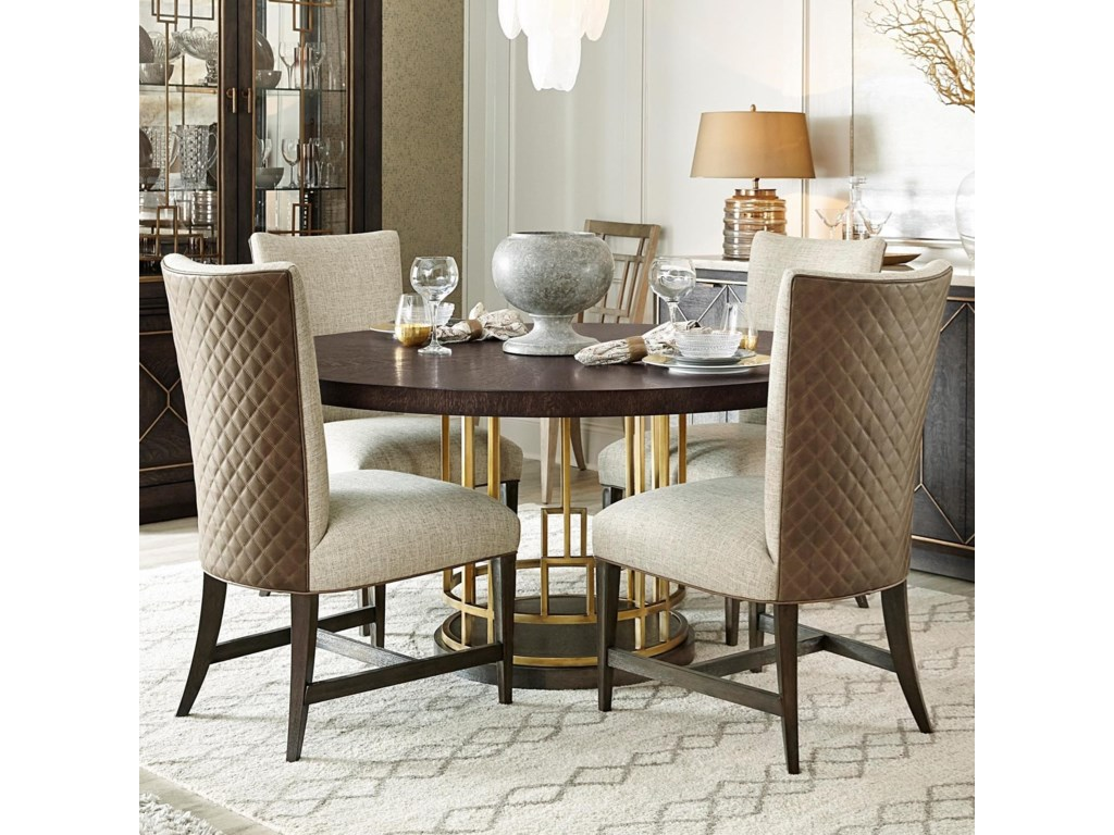 Woodwright 5 Piece Meyer Dining Table
