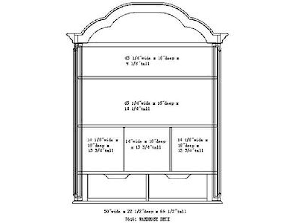 A.R.T. Furniture Inc ProvenanceWardrobe