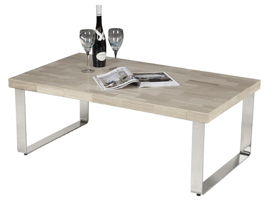 Artage International AidenBarton Rectangular Cocktail Table