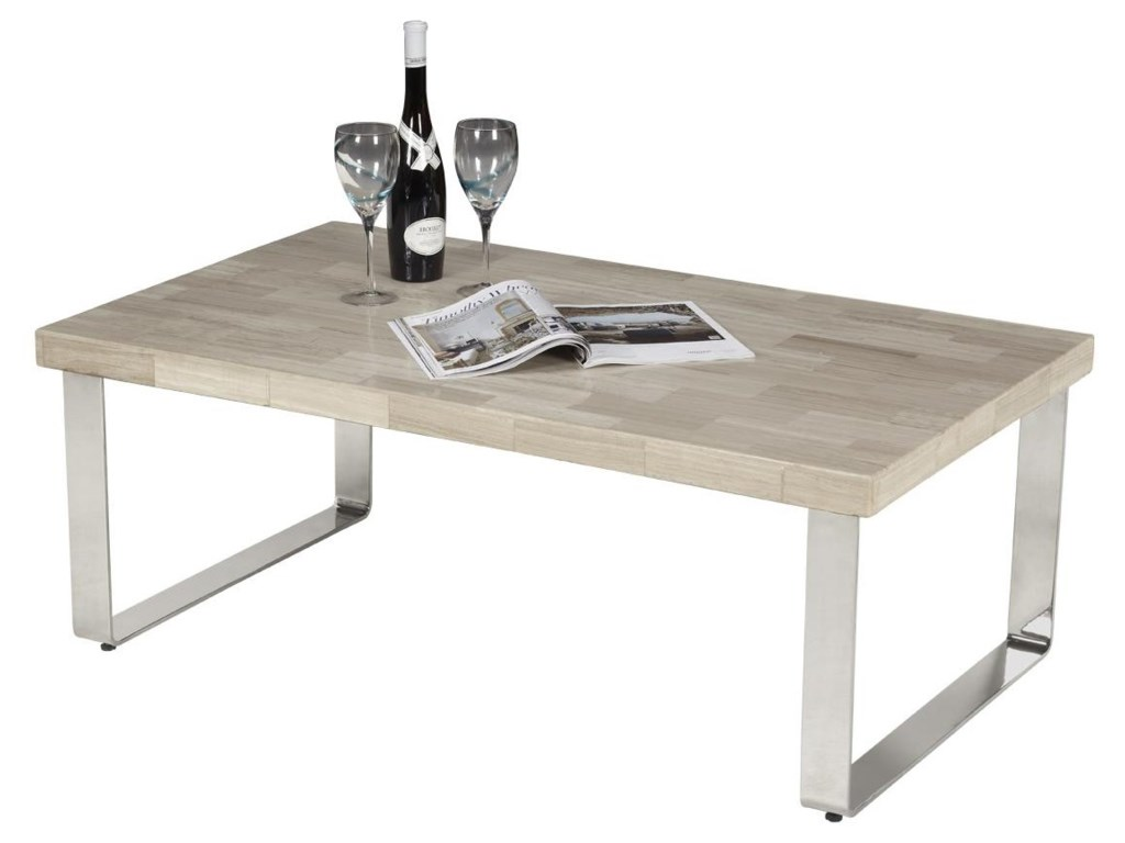 Artage International AidenBarton Rectangular Cocktail Table