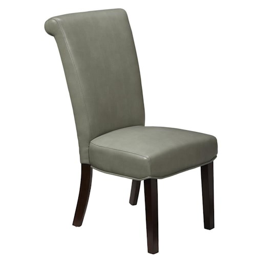 Artage International Rolland Green Parsons Chair