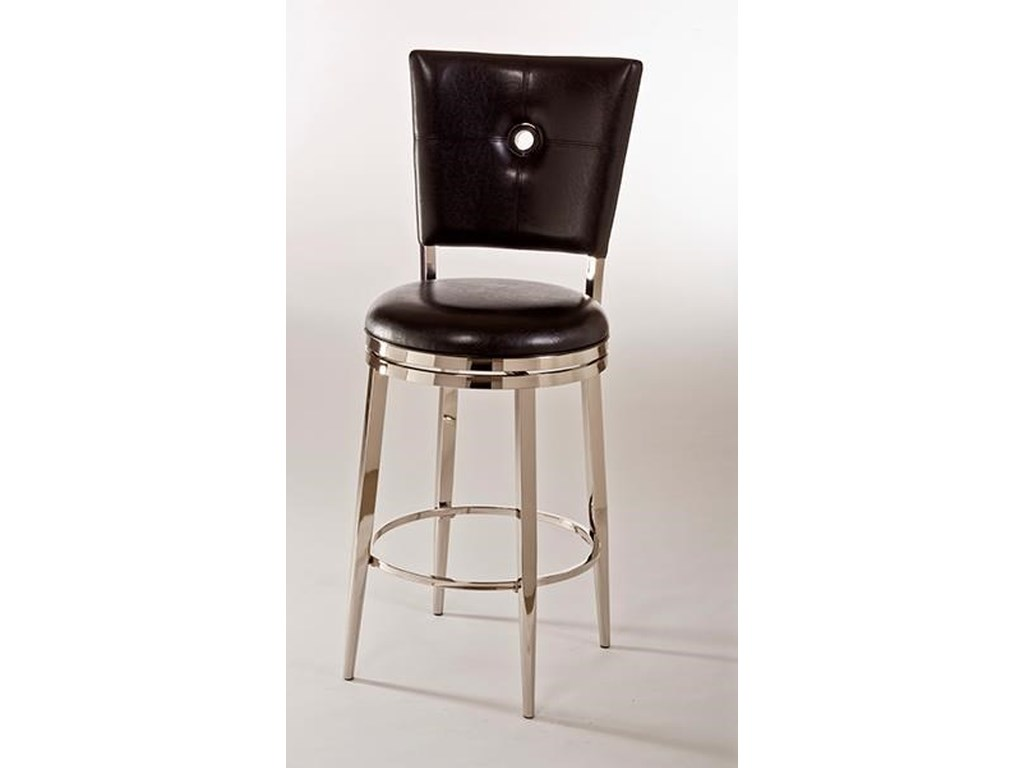 Artage International MontbrookMetal & Upholstered Bar Stool