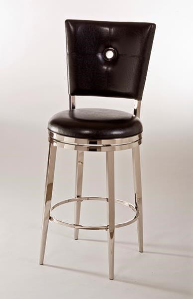 Artage International MontbrookMetal & Upholstered Bar Stool