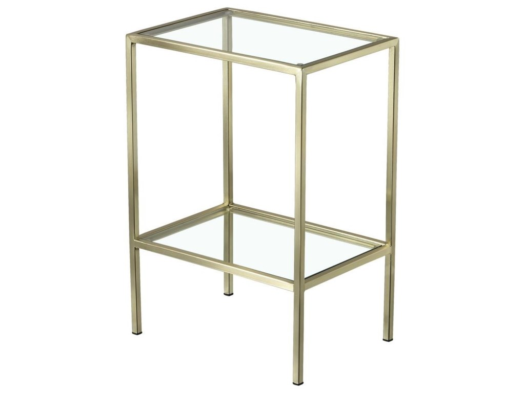 Artage International AromaRectangular Side Table